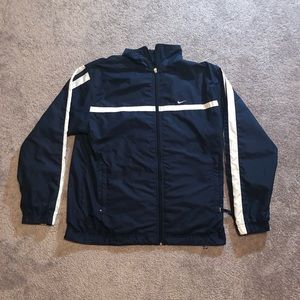 Vintage Nike Windbreaker Zip-Up Jacket